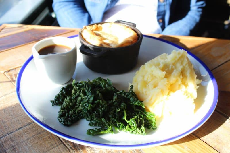 The King's Head Beverley Food Review