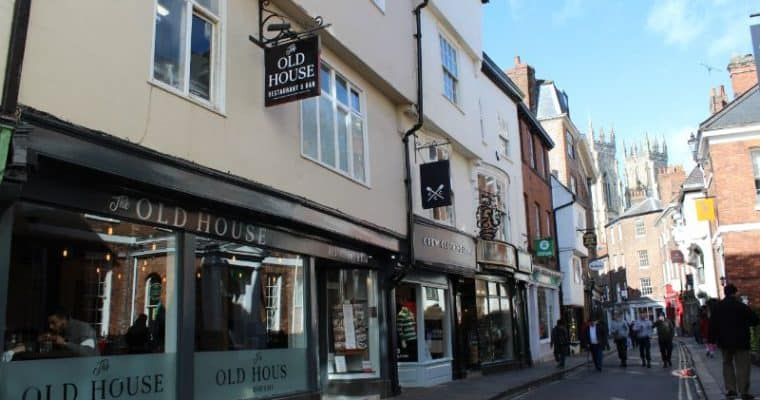 The Old House Steak Restaurant in York – Review