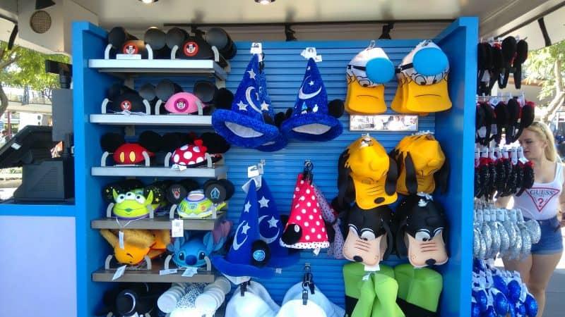 attractions in Magic Kingdom