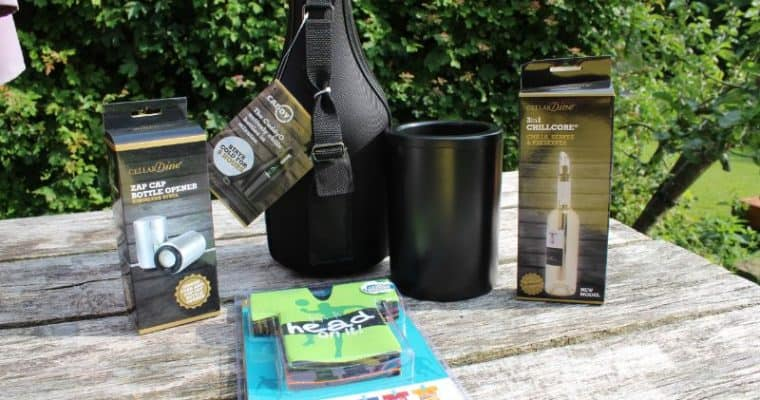 Fathers' Day Gift Guide – Win a Wine Lover's Prize Bundle!