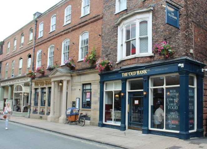 famil and child friendly restaurants in York