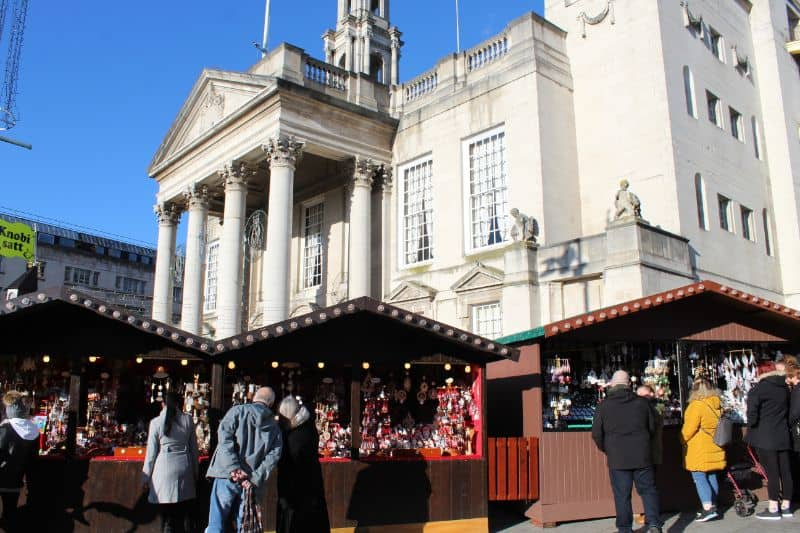 Leeds Christmas Market - German Christkindelmarkt