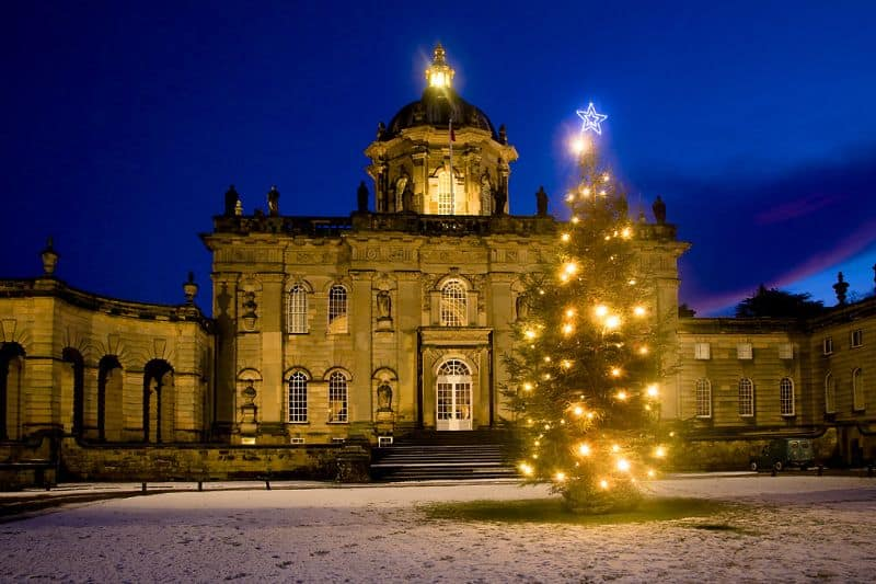 Castle Howard Christmas 2020 -Still Worth a Festive Visit!