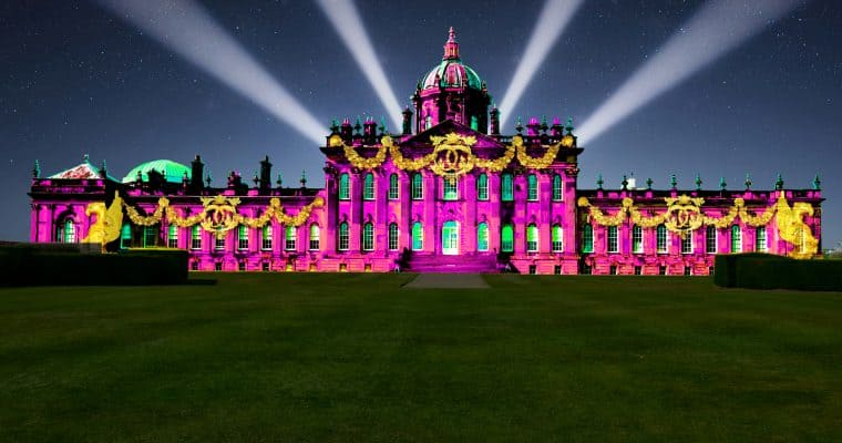 Castle Howard Christmas 2020 – Wish Upon a Frozen Star