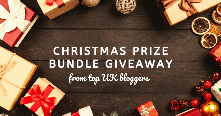 Win a Christmas Prize Bundle Worth £1000!