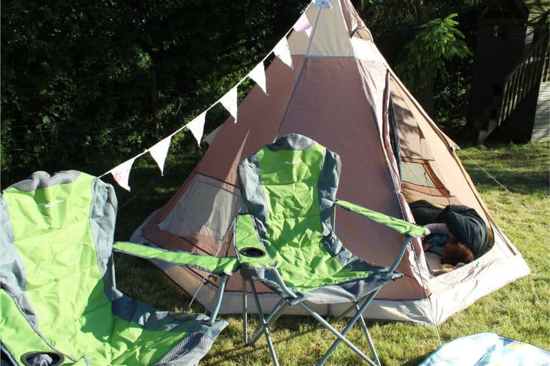 heavy duty camping chairs