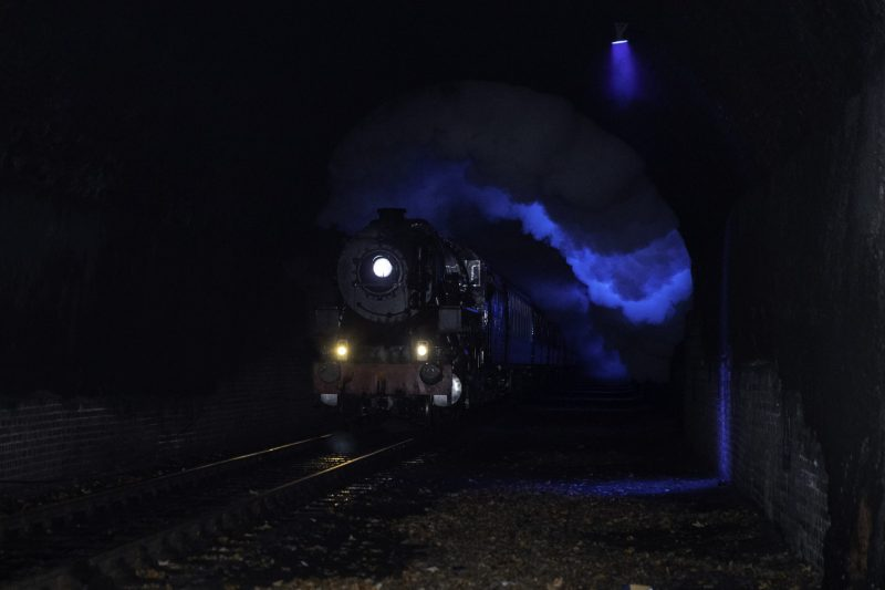 The Polar Express Churnet Valley, Staffordshire (
