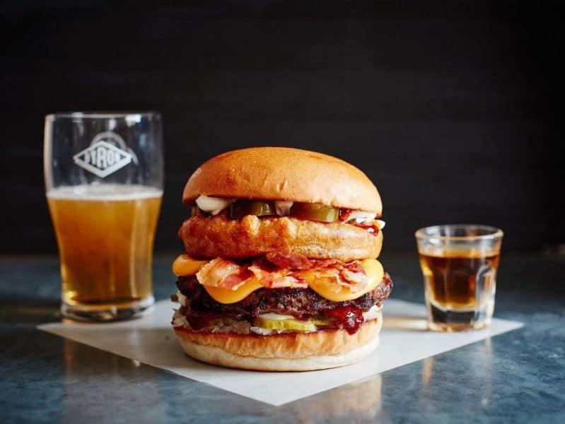 best burgers in leeds