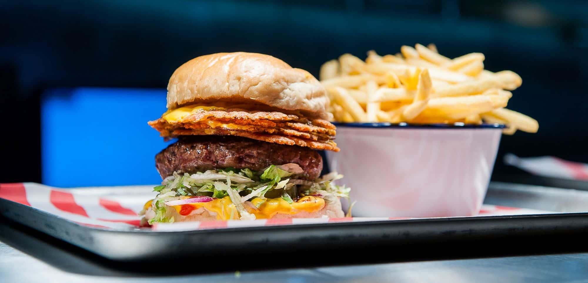 best burgers leeds
