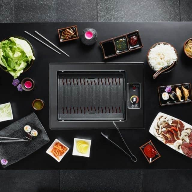 Korean Table BBQ Leeds