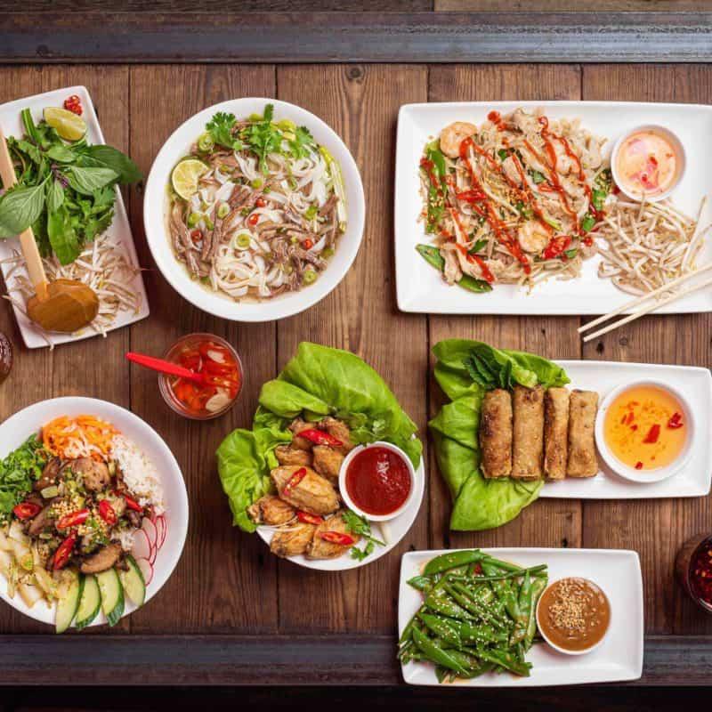 Asian Restaurants Leeds