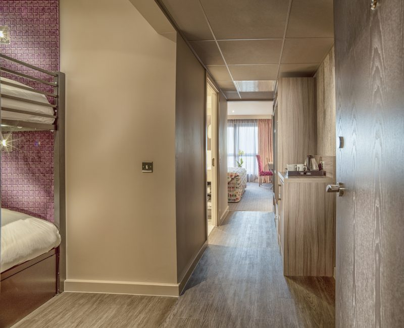 family rooms blackpool