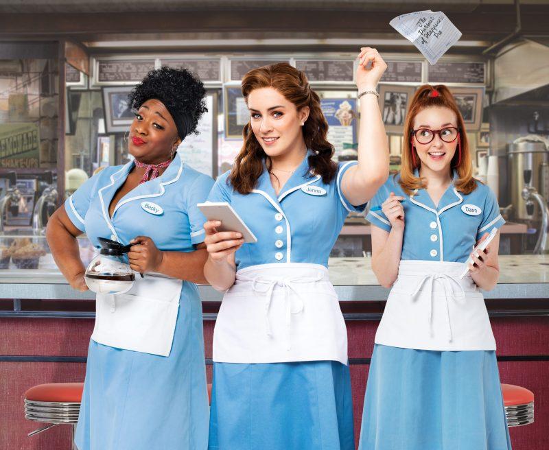 Waitress the Musical Leeds Grand