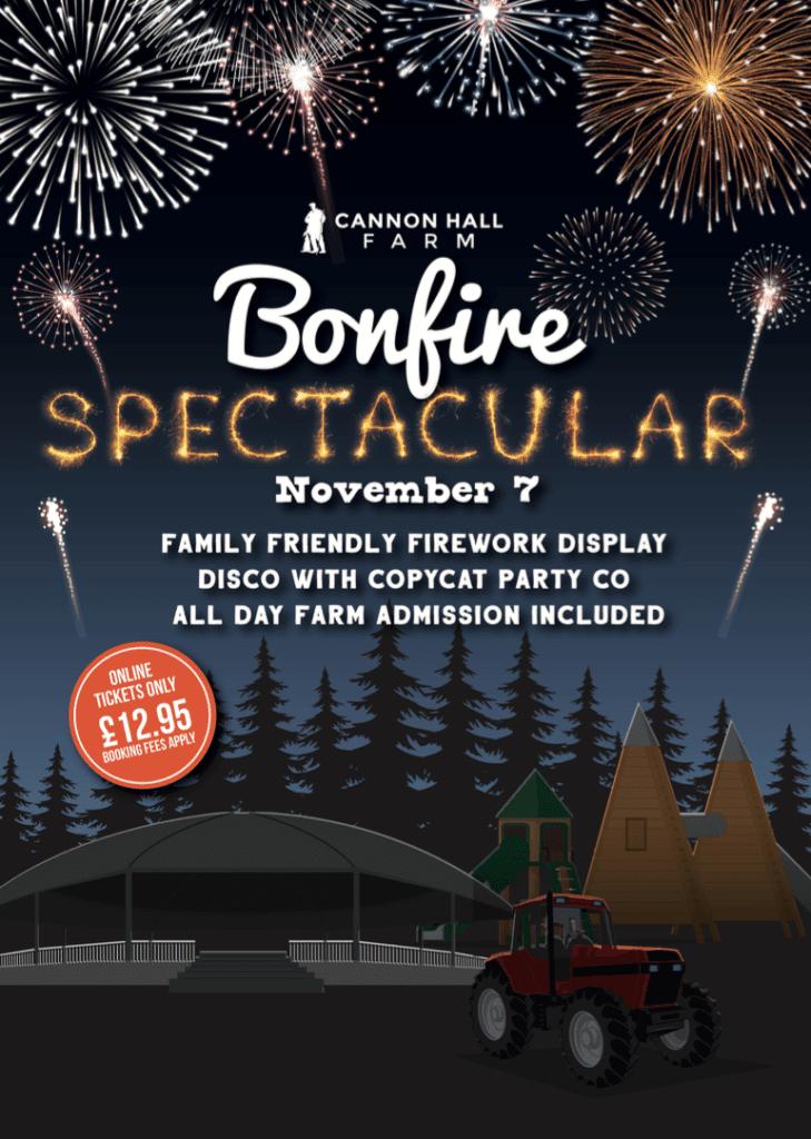 bonfire night yorkshire