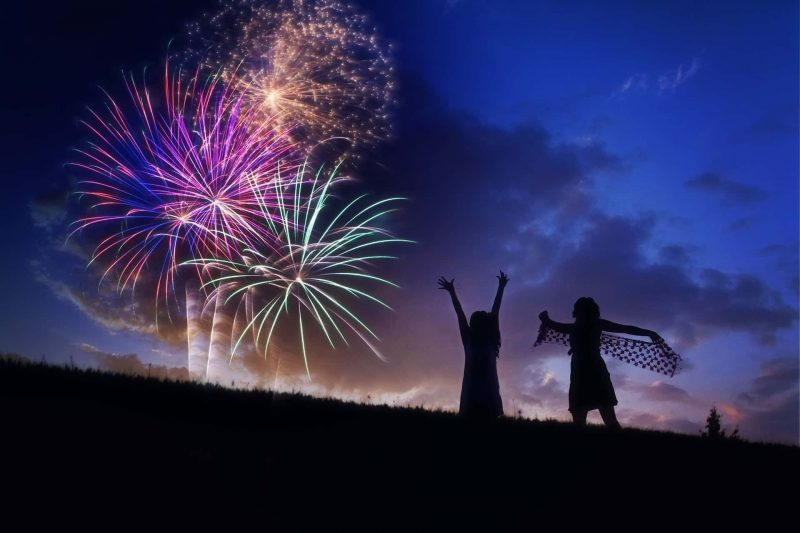 Fireworks Display and Bonfire Night Manchester