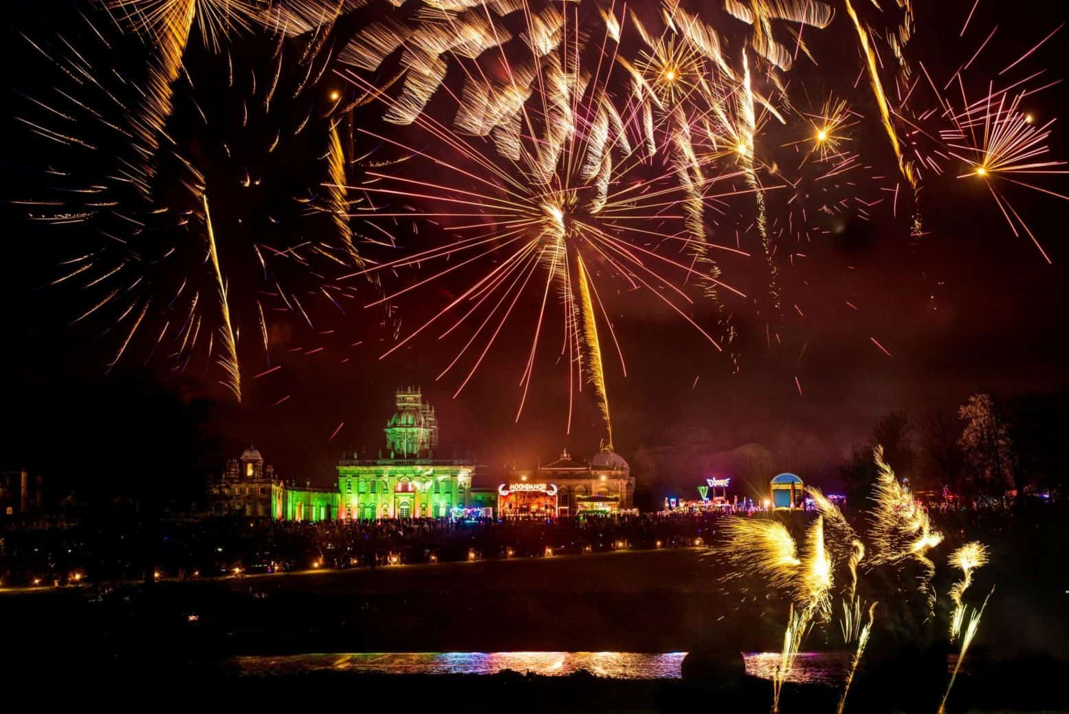 Fireworks Display and Bonfire Night in and Near York 2019