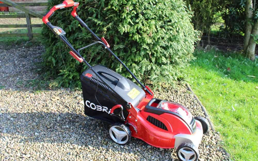 Cobra MX4140V Cordless Lawnmower – Review