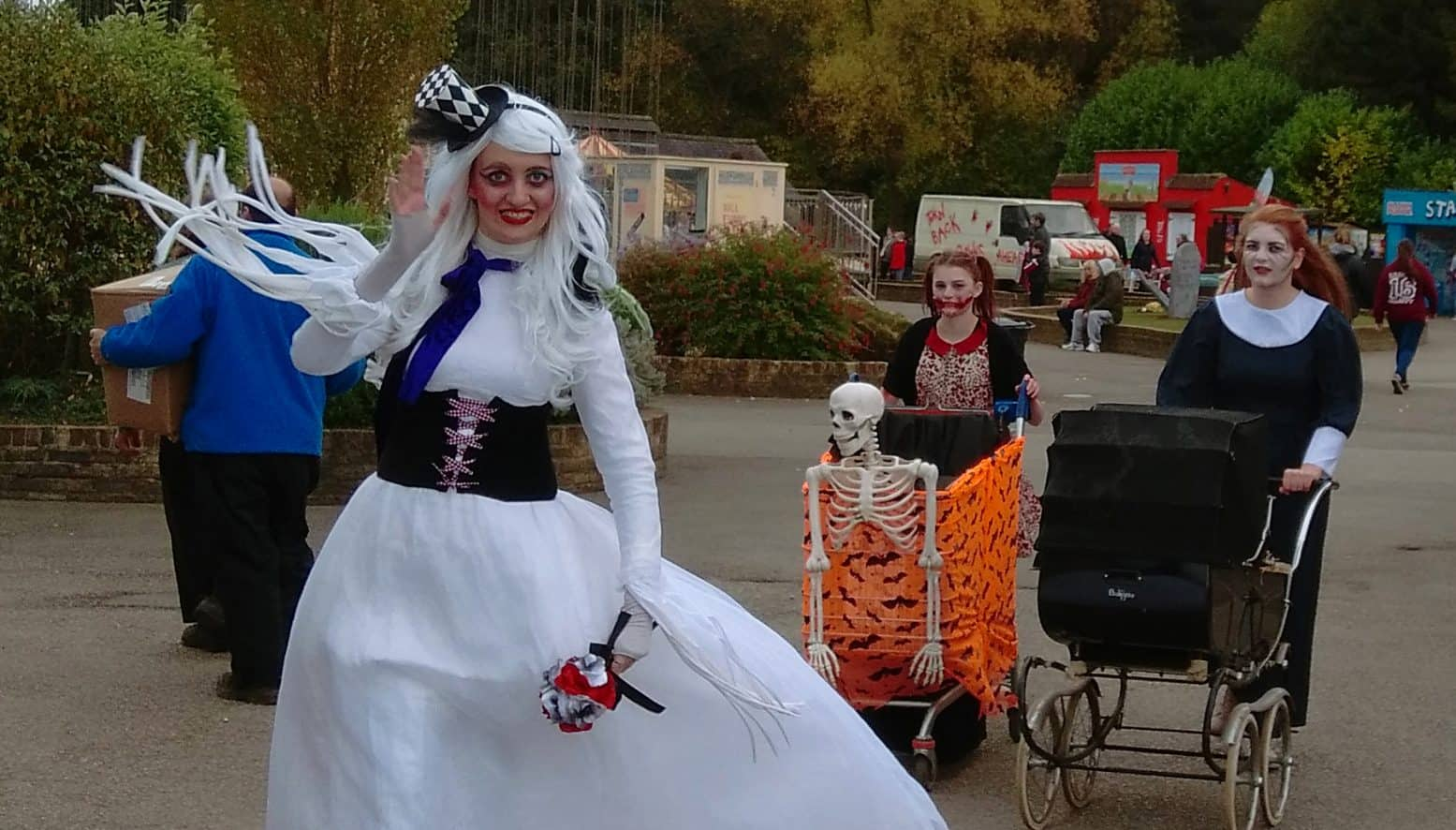 Frightwater Valley – Lightwater Valley with a Spooky Twist