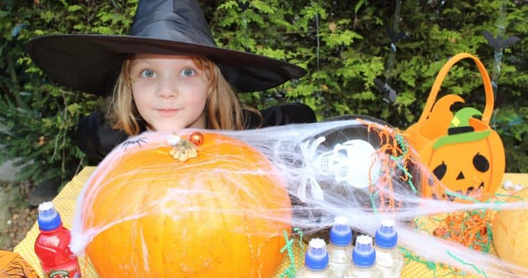 Halloween Fun with Fruit Shoot