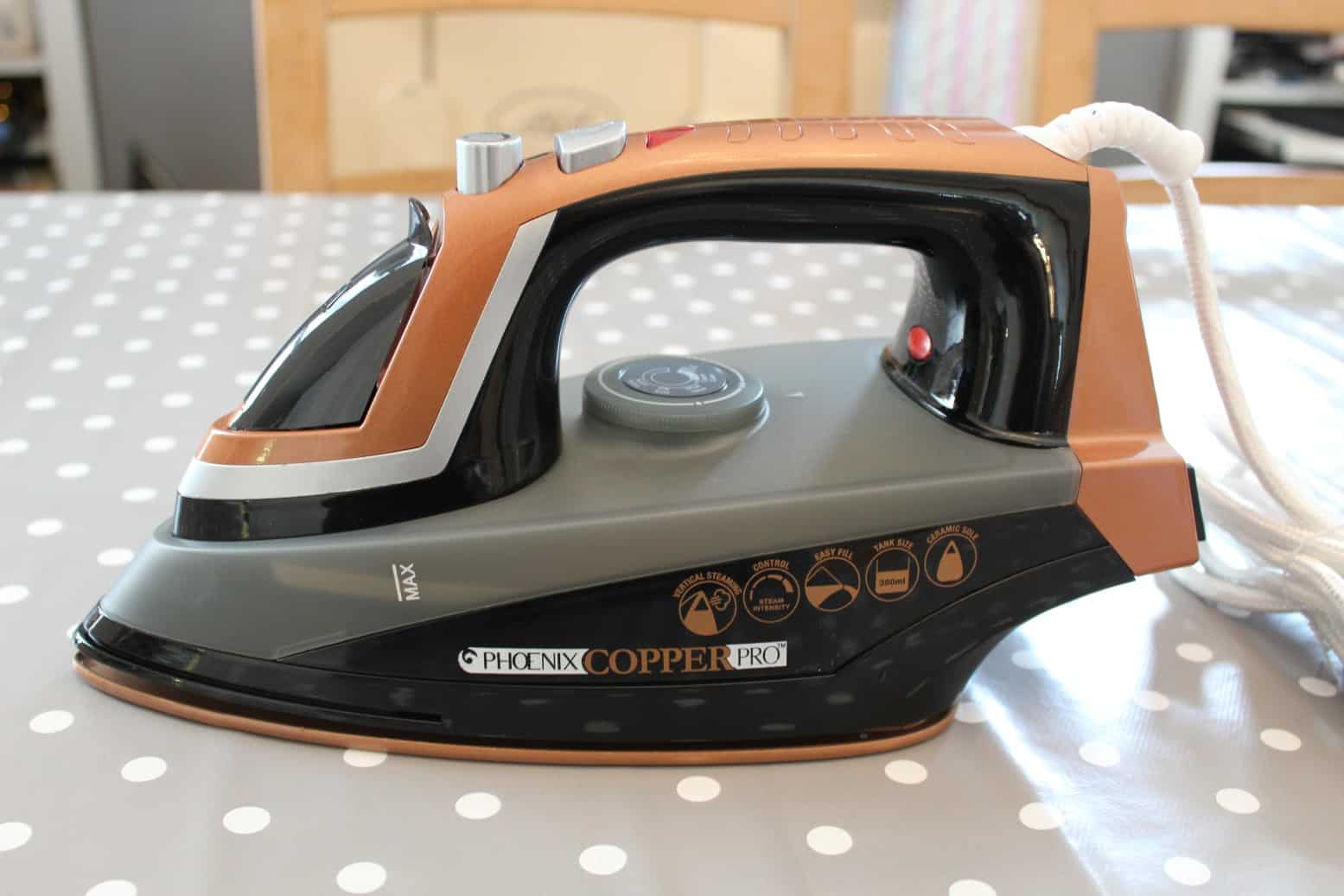 JML Iron  – Review of the JML Phoenix Copper Iron