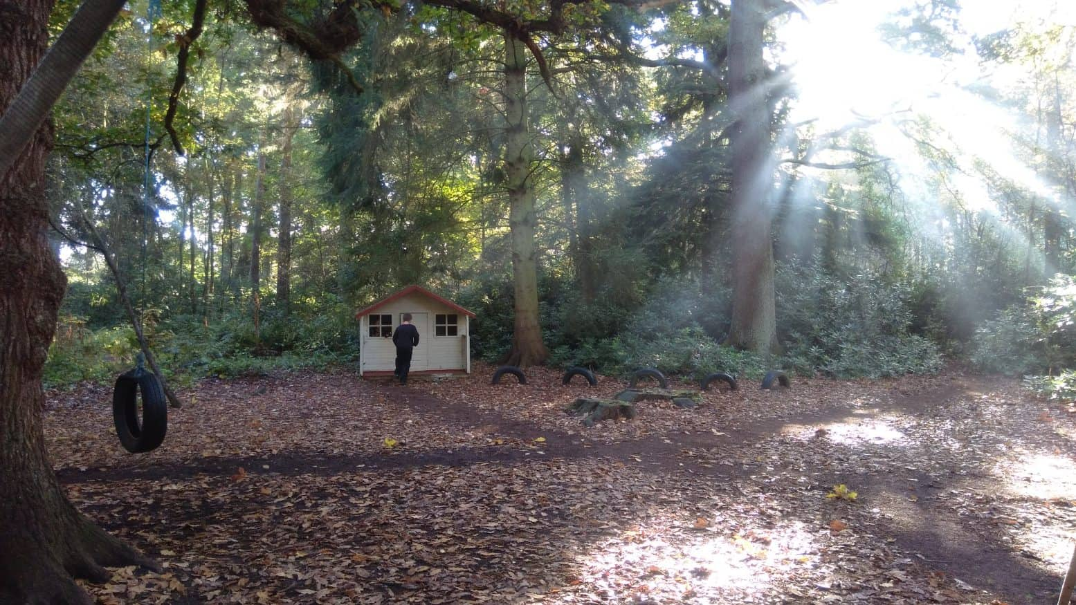 Jollydays Glamping Yorkshire – Campfires and Celestial Fireworks