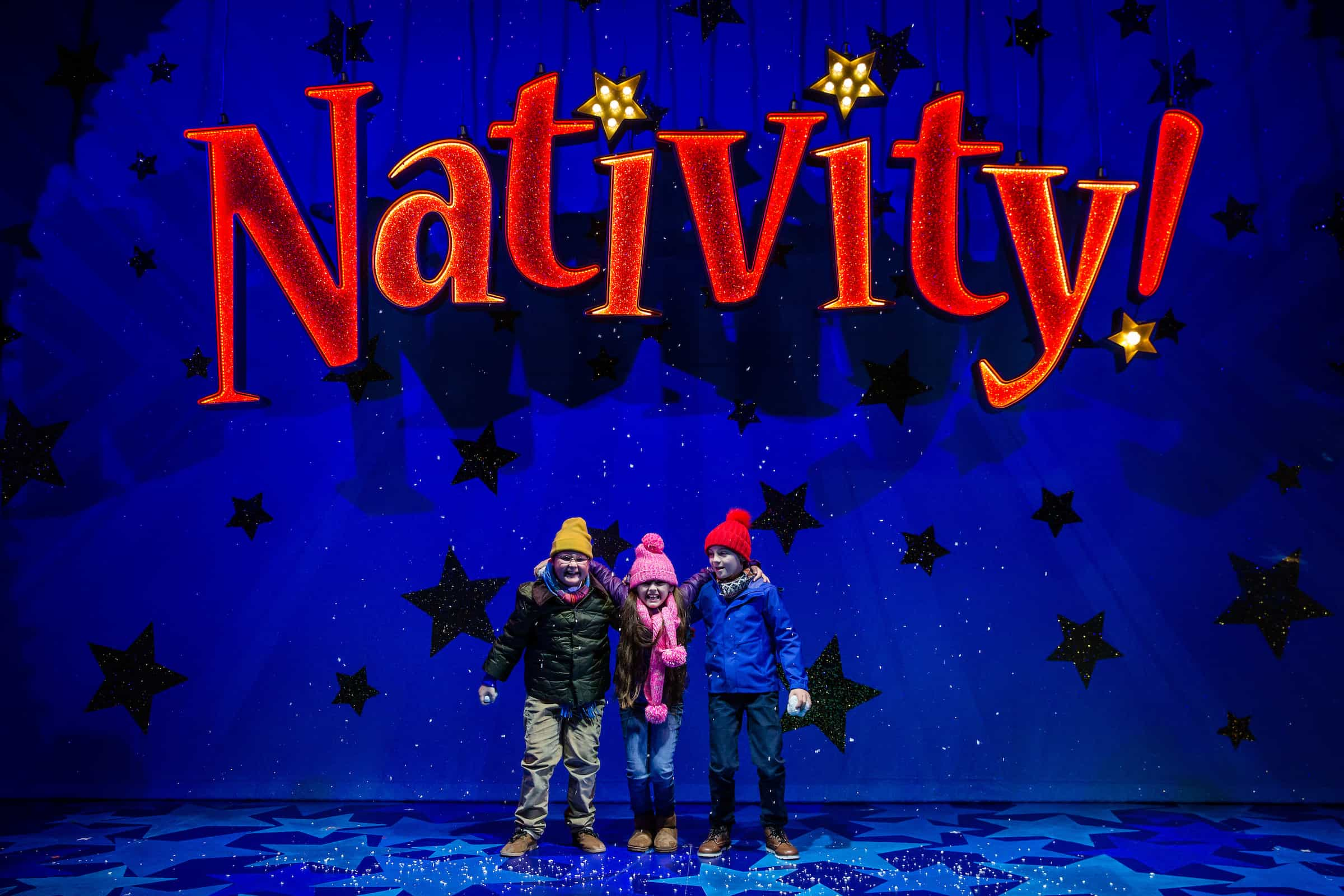 Nativity! The Musical at the Leeds Grand Theatre