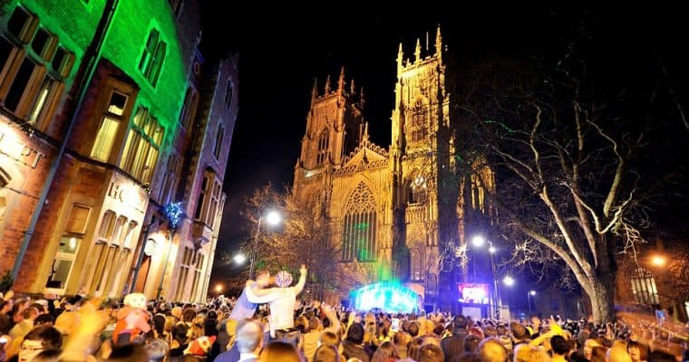 New Year's Eve York 2018 – What's On?