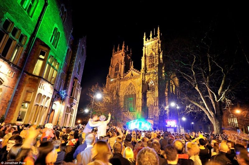 New Year's Eve in York 2019 – What's On?