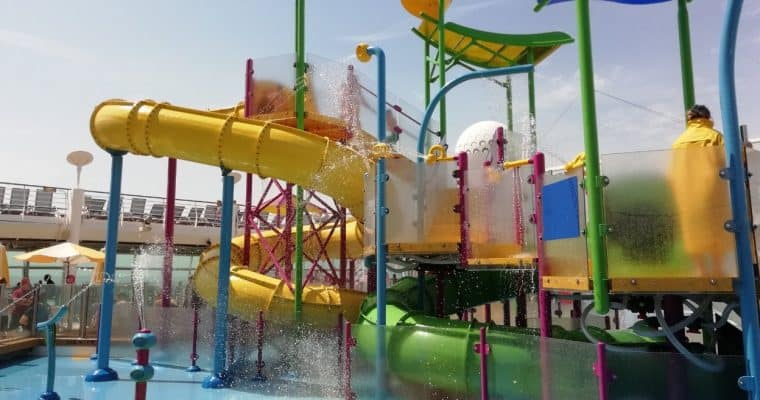 Splashaway Bay – New Waterpark on Independence of the Seas