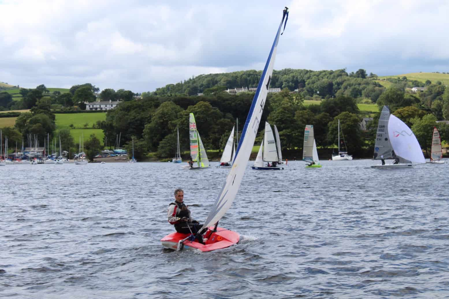 Ullswater 'Steamers' in The Lake District