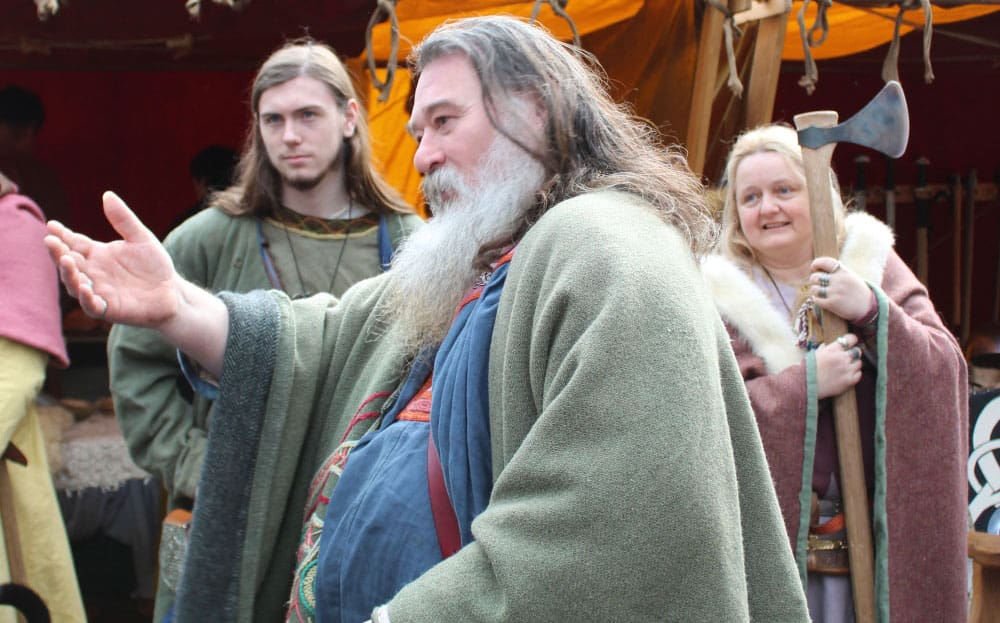The Jorvik Viking Festival Returns for 2019