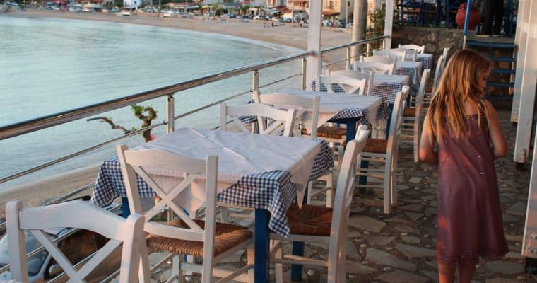 Pefko – Greek Taverna Restaurant in Stoupa, Greece