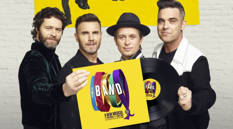The Band – The Take That Musical at the Leeds Grand Theatre – Review