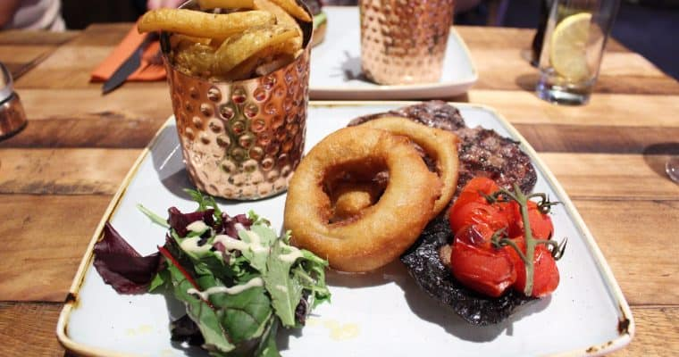 Stamford's Bar and Grill, Pocklington – Review